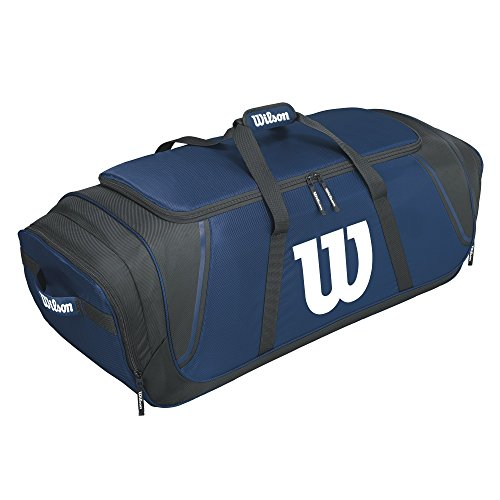 (Wilson Team Gear Bag, Navy)