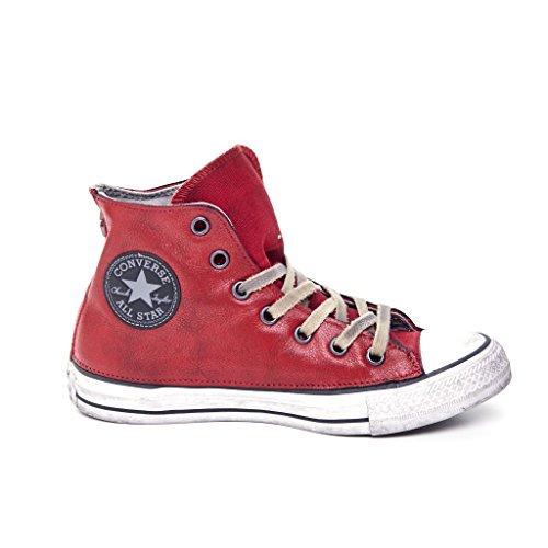 Scarpa Converse Chuck Taylor All Star hi lth vintage rosse