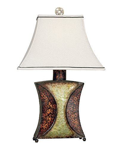 Textured Flask - Textured Flask Table Lamp