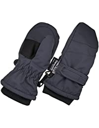 3877ad2b7e3 Children Toddlers Infant and Baby Mittens - Thinsulate Winter Waterproof  Gloves