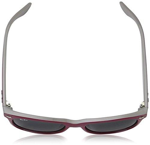 Pink Gestell RJ9052S Grau Junior Ban Klassisch Grau 87 Gläser Multicolor 177 Ray Sonnenbrille pFYXx