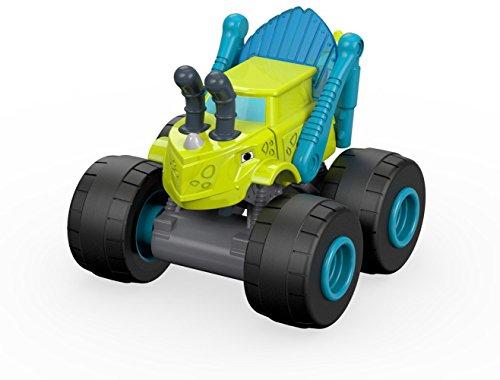 Fisher-Price Nickelodeon Blaze & the Monster Machines Grasshopper Zeg Truck