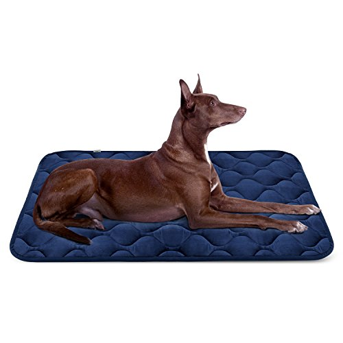 Hero Dog Large Dog Bed Mat 42 Inch Crate Pad