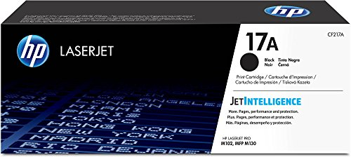 HP 17A | CF217A | Toner Cartridge | Black