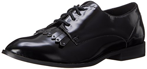 Peyton Women's Oxford Black kensie kensie Oxford Women's Peyton UpZxdqnZ8