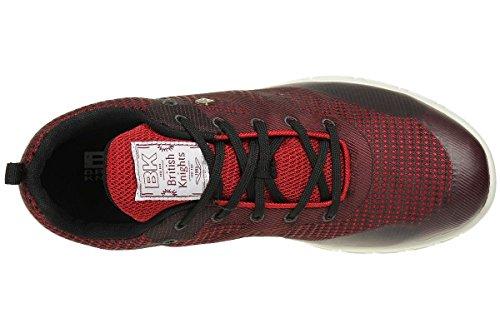 British Knights Demon BK men trainer Sneaker B37-3666-09, Numero di scarpe:EUR 42
