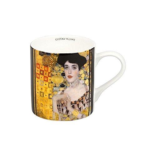 Konitz - Porcelain Mug - Gustav Klimt - Adele Bloch-Bauer (1907) - H 3.5