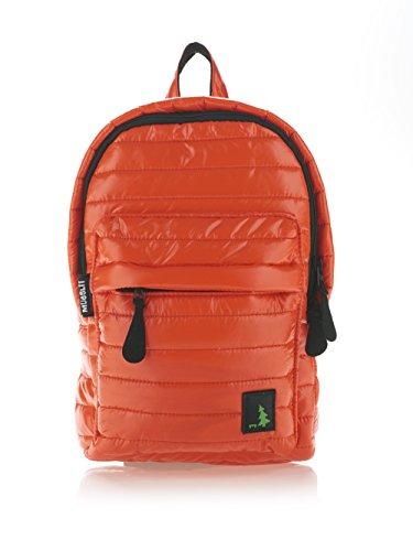 Mueslii - Mini sac à dos pour femme et enfant en nylon doux orange