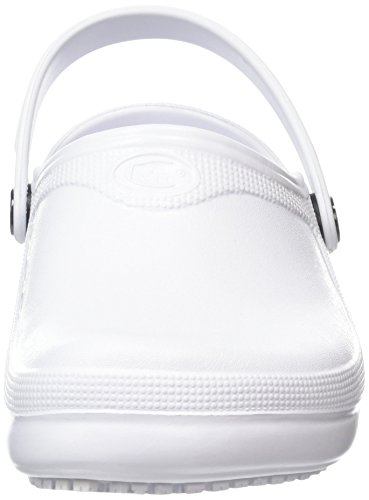 For Classic Crews Clogs White White Erwachsene Arbeits Froggz Unisex Shoes 2 1FRqBgq