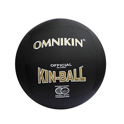 OFFICIAL KIN-BALL SPORT BALL BLACK
