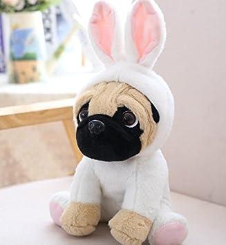 Amazon.com: KEANER Kids Lovely Plush Toy 20cm Dog Toys Soft Plush Dog Stuff Dolls Stuffed Dog Plush Toy Gifts for Children (White): Home & Kitchen