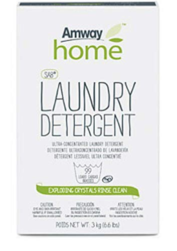 Amway Home SA8 Powder Laundry Detergent 3 kg / 6.6 lbs. up to 99 loadscm
