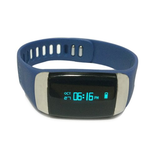 LYCOS Life Advanced, Interactive Smart Band, New England Navy