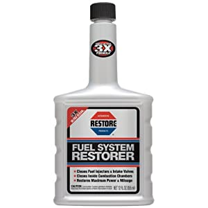 Restore 50012-6PK Fuel System Restorer - 72 oz., (Pack of 6)