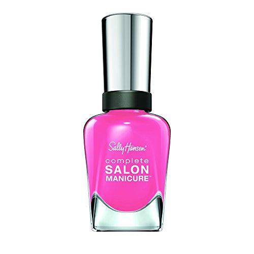 Sally Hansen Complete Salon Manicure Self Made Beauty, Wear Pink Get Paid 767, 0.5 Ounce