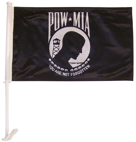 Mia Car (In the Breeze POW-MIA Car Flag)