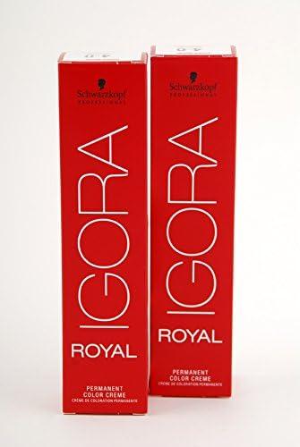 Tinte IGORA ROYAL 10-0 (60 ml.) + REGALO DE OXIGENADA 9% 30 ...