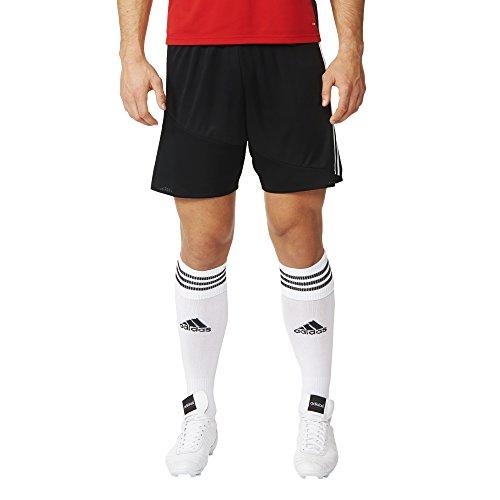 Adidas Replica Shorts (Adidas Regista 16 Mens Soccer Short L Black-White)
