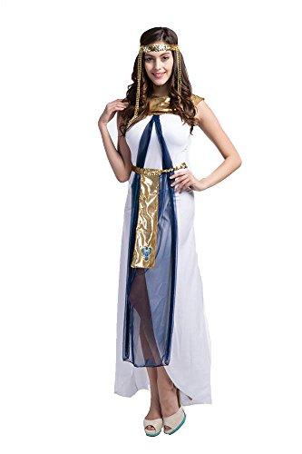 PINSE Greek Goddess Theme Masquerade Party Arab Girl Costumes