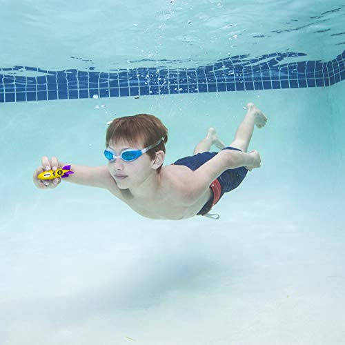 SwimWays Toypedo Bandits Pool Diving Toys - Pack of 4