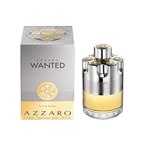 Azzaro Wanted Eau De Toilette Spray, 3.4 Fl Oz