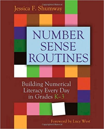 Number Sense Routines: Building Numerical Literacy Every Day in ...