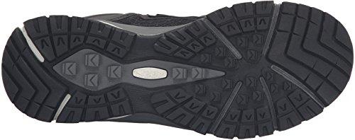 Keen Aphlex Wp, Zapatos de Low Rise Senderismo para Mujer Negro (black/gargoyle)