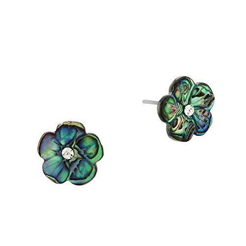 Liavy's Flower Fashionable Shell Earrings - Stud - for sale  Delivered anywhere in USA