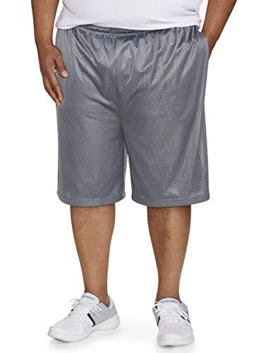 Amazon Essentials Men's Big & Tall Mesh Basketball