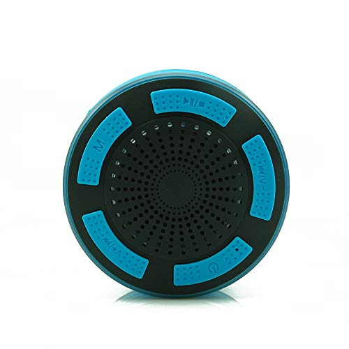 - MXXTL Bluetooth Speaker, Portable 4.1 Bluetooth Stereo Speaker, Bass Port and Built-in Microphone for iPhone, iPod, Ipad, Samsung, Etc.