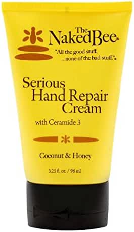 The Naked Bee Coconut Honey Serious Hand Repair, 3.25 Ounce