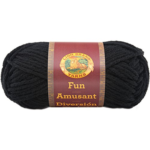 Lion Brand Yarn 99-153 Fun Yarn, -
