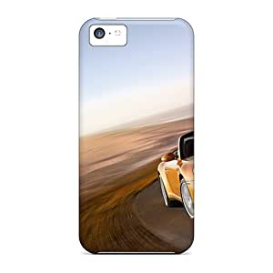 ConnieJCole Design High Quality 2008 Porsche 911 Carrera 4 Cabriolet Cover Case With Excellent Style For Iphone 5c