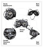 Attitude Studio Steampunk Goggles Steam Punk