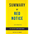 Summary of Red Notice: by Bill Browder | Includes Analysis