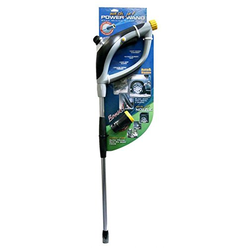 Eckler's Premier Quality Products 33-309673 Deluxe Wash-Jet Power Wand Sprayer With Adjustable Spray Nozzle