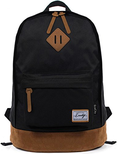 EcoCity Classic College Backpack Reinforced