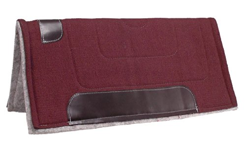 e Pad Heavy Felt Lined, Burgundy ()