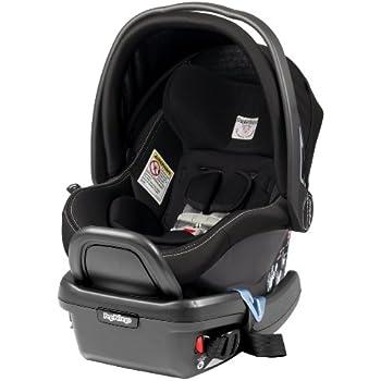 Peg Perego Primo Viaggio 4/35 Infant Car Seat with base, Onyx