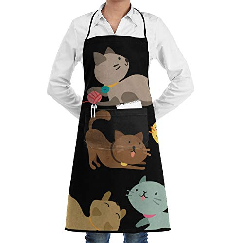 Eleanore Johnson Hemmed Apron with Pockets We are