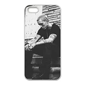 Eminem Unique Fashion Printing Phone Case for Iphone 5,5S,personalized cover case ygtg-690317