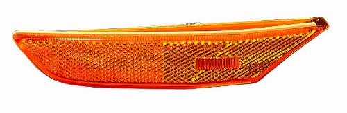 Depo 325-1401R-AS Infiniti G35 Passenger Side Replacement Front Side Marker Lamp Assembly