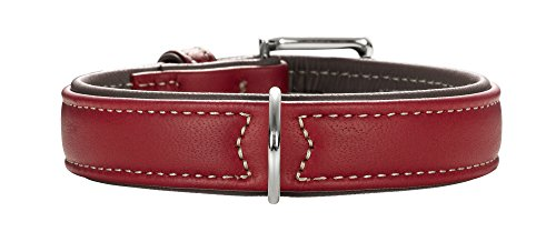 (Hunter HT61226 Canadian Elk Leather Collar, One)