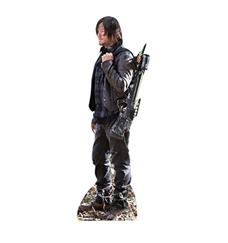 Advanced Graphics Daryl Dixon - AMC's The Walking Dead Life Size Cardboard Standup ()