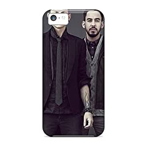 MMZ DIY PHONE CASEShock Absorption Hard Phone Cases For iphone 6 4.7 inch With Allow Personal Design Vivid Linkin Park Image JacquieWasylnuk