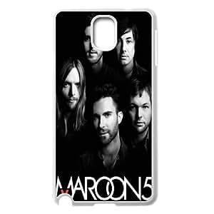 LSQDIY(R) Maroon 5 Samsung Galaxy Note 3 N9000 DIY Case, Brand New Samsung Galaxy Note 3 N9000 Plastic Case Maroon 5