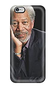 New Style 6223417K78017130 New Diy Design Morgan Freeman For Iphone 6 Plus Cases Comfortable For Lovers And Friends For Christmas Gifts