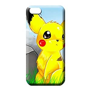 iphone 4 4s Impact High Grade For phone Cases mobile phone carrying shells pikachu