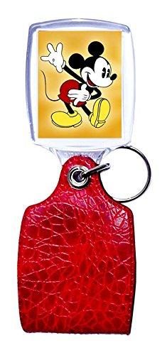 Llavero Rojo Mickey 2: Amazon.es: Hogar