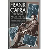 The Name above the Title, Frank Capra, 0394712056